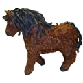Deluxe Brown Horse Pinata