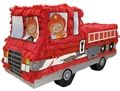 "20"" Deluxe Fire Engine Pinata"