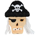 Pirate Head Pinata