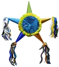 "24"" Fiesta Star Pinata - Boys Bright Colors"