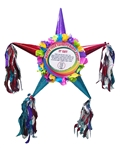 "24"" Fiesta Star Customizable Pinata (Assorted Colors)"