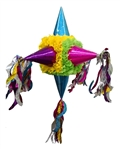 "26"" Satellite Pinata (6 cones)"
