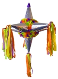 "32"" Large Satellite Pinata (7 cones)"