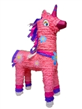 Large 3D Pink Unicorn Pinata