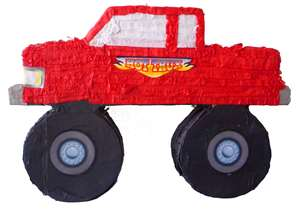 "Large 30"" Monster Truck Pinata"