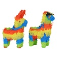 Mini Fiesta Pinatas Assortment