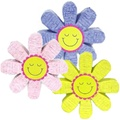 Smiley Flower Pinata - 6/Case