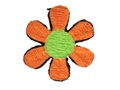 Orange Flower Pinata - 6/Case