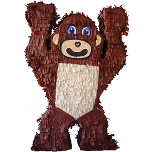 "Large 30"" Monkey Pinata"