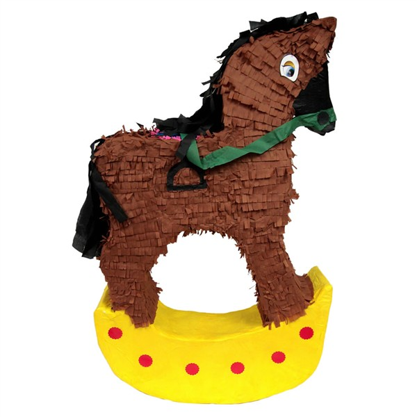 how to make a horse pinata