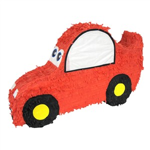 "Large 30"" Race Car Pinata"